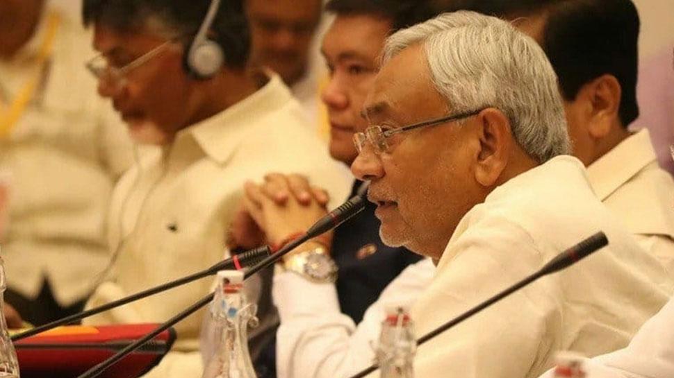 आज नीति आयोग की बैठक में नीतीश कुमार उठाएंगे 'बिहार विशेष राज्य दर्जा' का मुद्दा