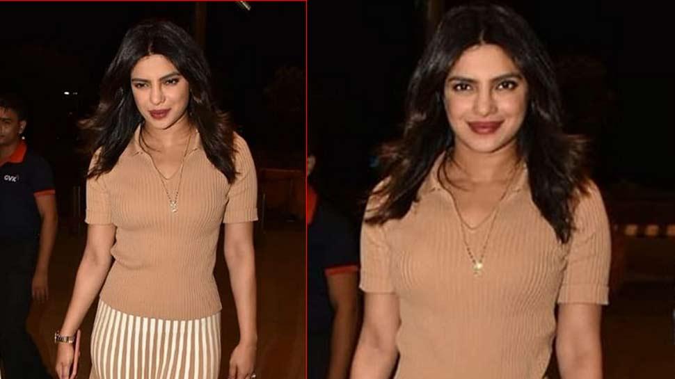 Priyanka Chopras mangalsutra look