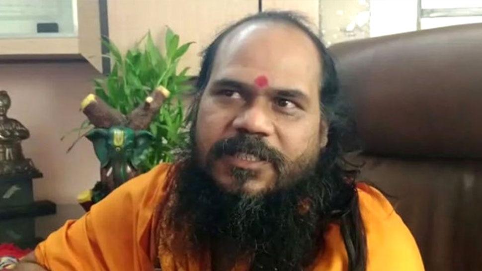 दिग्विजय सिंह की जीत का दावा करने वाले बाबा को नहीं मिली जल समाधि लेने की अनुमति