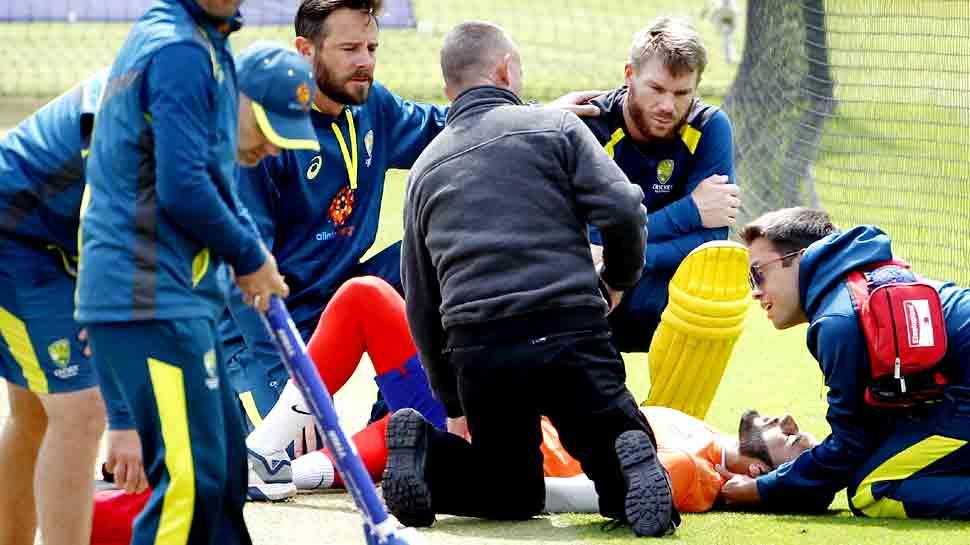 World Cup 2019: वॉर्नर ने पहले 'भारतीय' गेंदबाज को किया घायल, फिर उसी को दिया खास गिफ्ट