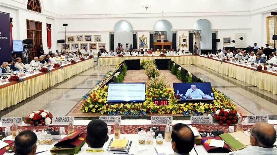 नीति आयोग की बैठक में उत्तराखंड ने फिर उठाई ग्रीन बोनस की मांग
