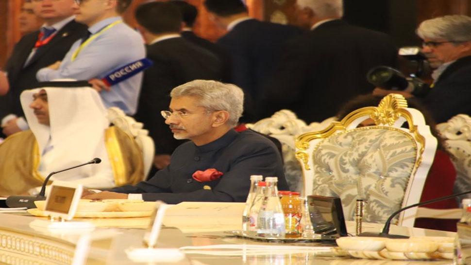 CICA सम्मेलन में बोले विदेश मंत्री जयशंकर- आतंकवाद एशिया में सबसे गंभीर खतरा