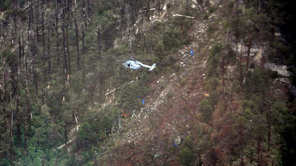 पूरे दिन मौसम ने रोका बचाव अभियान, AN-32 दुर्घटनास्थल तक नहीं पहुंचे हेलीकॉप्टर