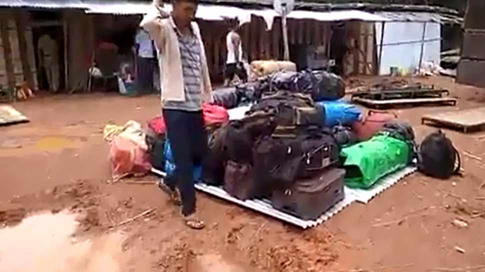 असम: कार्बी आंगलोंग में पुलिस के बॉर्डर आउटपोस्ट को जनता के दबाव में हटाया गया