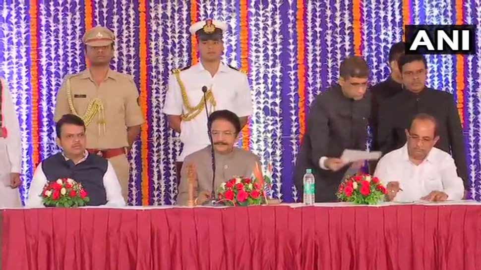 विधानसभा चुनावों से ठीक पहले महाराष्ट्र मंत्रिमंडल का विस्तार, 8 कैबिनेट, 5 राज्य मंत्री हुए शामिल