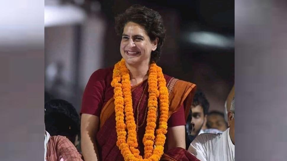 प्रियंका गांधी ने कसी कमर, हार को भूल UP में फिर से लगाएंगी जान