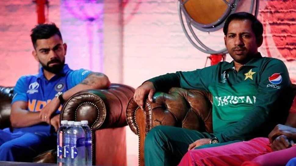 शिवसेना ने भारत-पाक मैच का किया विरोध, कहा- 'खून बहाने वालों से न हो क्रिकेट'