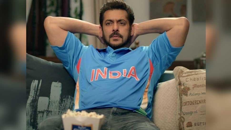 सलमान खान ने अलग अंदाज में दी टीम इंडिया को बधाई, वायरल हुआ TWEET