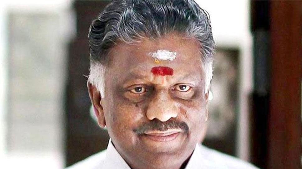 लोकसभा चुनाव के बाद कोयम्बटूर में थेरेपी करा रहे हैं तमिलनाडु के उपमुख्यमंत्री
