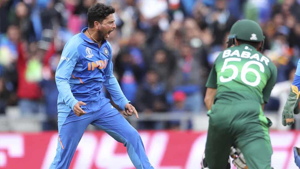 पाकिस्तान के बेस्ट बल्लेबाज को बोल्ड करने वाली गेंद को कुलदीप यादव ने बताया 'ड्रीम डिलिवरी'