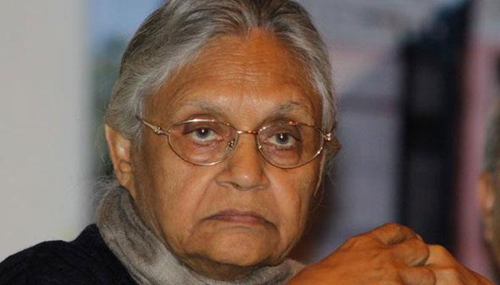 कांग्रेस नेता ने की शीला दीक्षित को दिल्ली कांग्रेस प्रमुख पद से हटाने की मांग