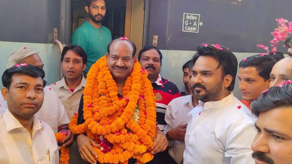 लोकसभा के स्पीकर बन सकते हैं ओम बिरला, राजस्थान के कोटा से तीसरी बार चुने गए सांसद
