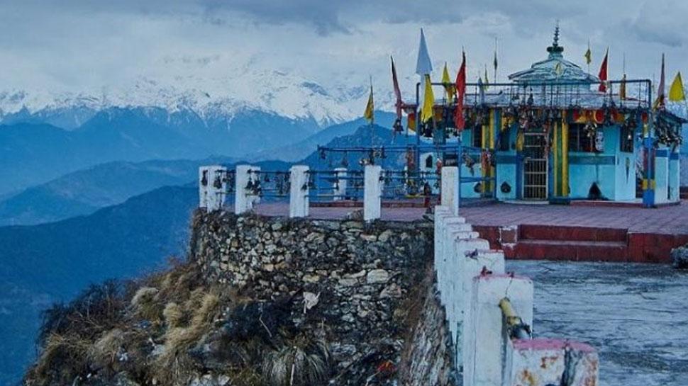 क्रौच पर्वत पर विराजमान हैं भगवान कार्तिक, हर साल लगता है मेला, जुटती है भीड़