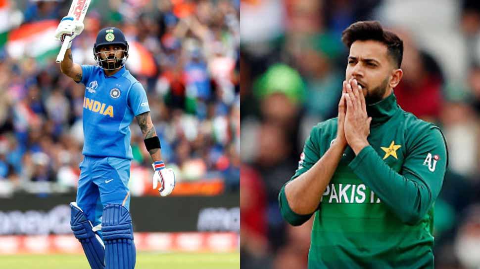 क्या पाकिस्तानी गेंदबाज के हाथ जोड़ने पर आउट हुए कोहली! कुछ यही कहता है ये वायरल VIDEO