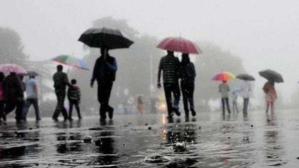 मध्य प्रदेश में गर्मी से बेहाल लोगों को मामूली बारिश से मिली कुछ राहत