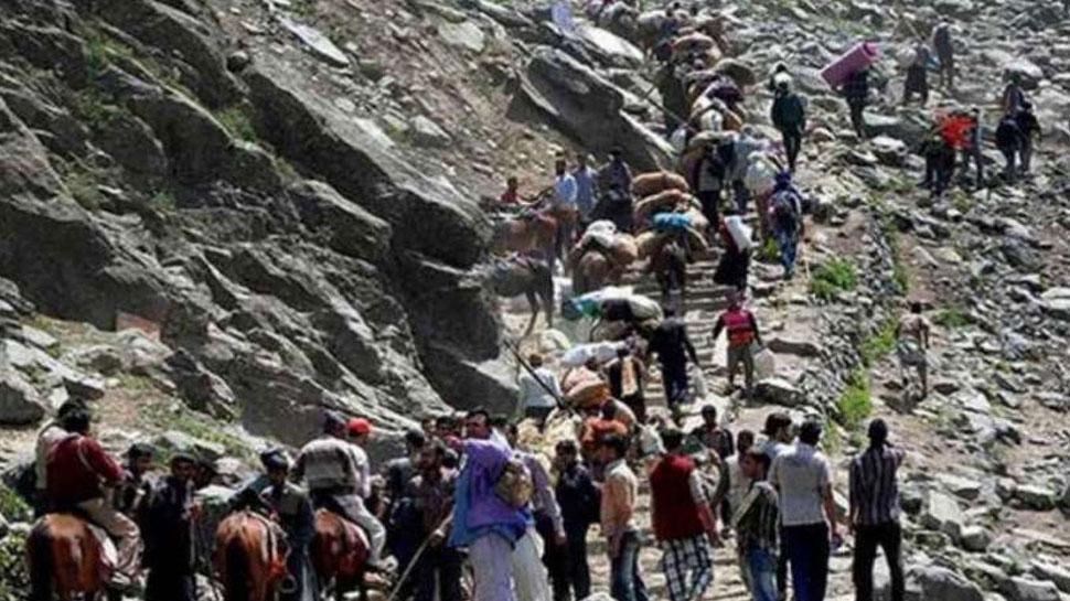 अमरनाथ यात्रा के लिए जम्मू में तैयारी जारी, ठहरने के लिए बनाए जा रहे हैं हाल्ट सेंटर