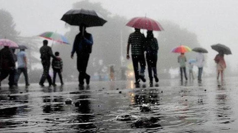 राजस्थान के अनेक हिस्सों में हुई मानसून से पहले की बारिश से मिली गर्मी से राहत