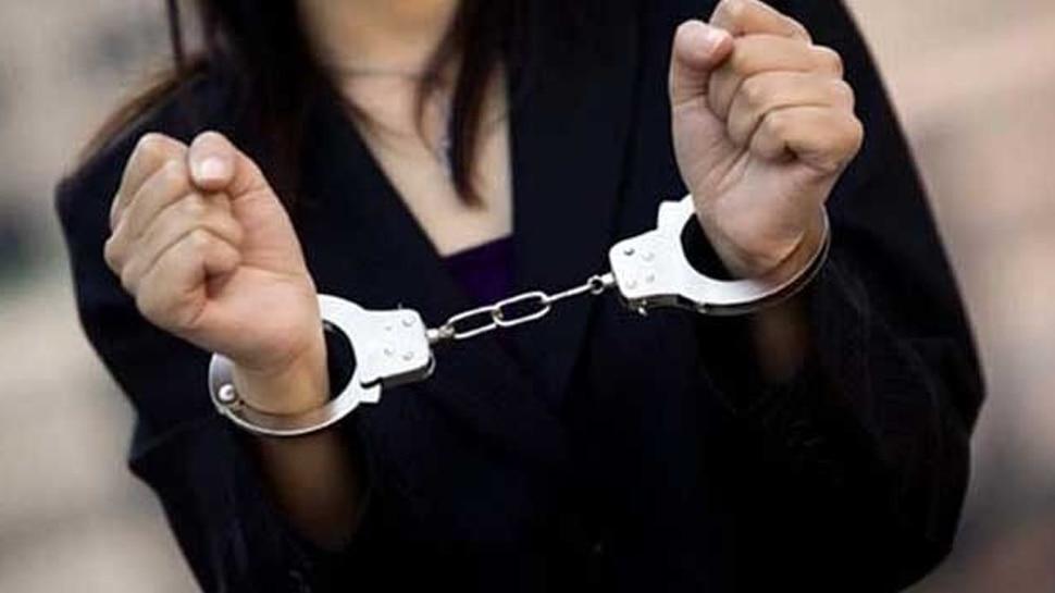 महाराष्ट्र : महिला के पास से 4.33 लाख का नशीला पेय बरामद, गिरफ्तार