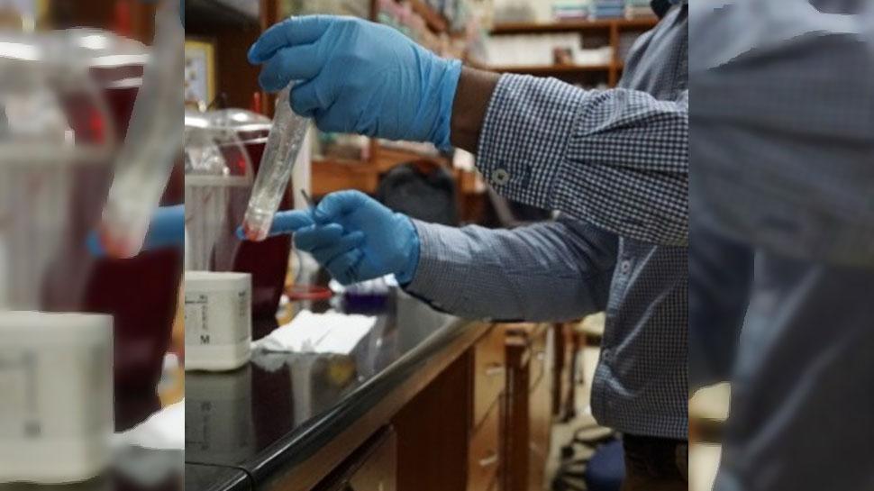 विस्फोटकों का पता लगाने के लिए वैज्ञानिकों ने बनाया पोर्टेबल सेंसर