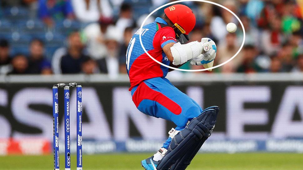 World Cup 2019: मां परेशान ना हो इसलिए गेंद लगने के बाद तुरंत उठ खड़ा हो गया क्रिकेटर