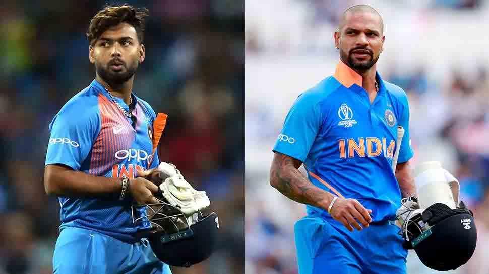 ICC World Cup 2019: भारत को बड़ा झटका, शिखर धवन वर्ल्ड कप से बाहर