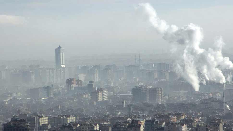 भीषण गर्मी से दिल्ली में ओज़ोन का स्तर बढ़ा, सेहत को गंभीर खतरा: अध्ययन