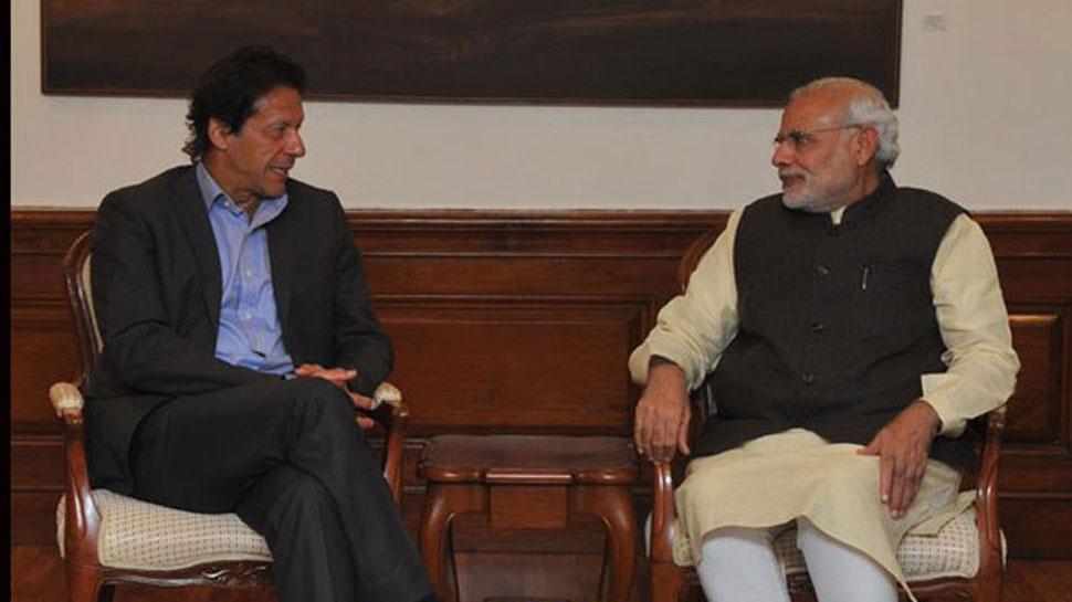 इमरान के संदेश पर PM मोदी का जवाब, कहा- आतंक का रास्ता छोड़ें, तभी बातचीत संभव
