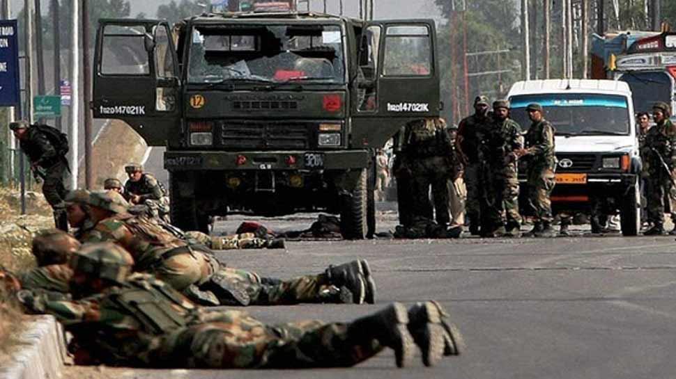 अनंतनाग में CRPF पर हुए हमले में हुआ था स्टील बुलेट का इस्तेमाल