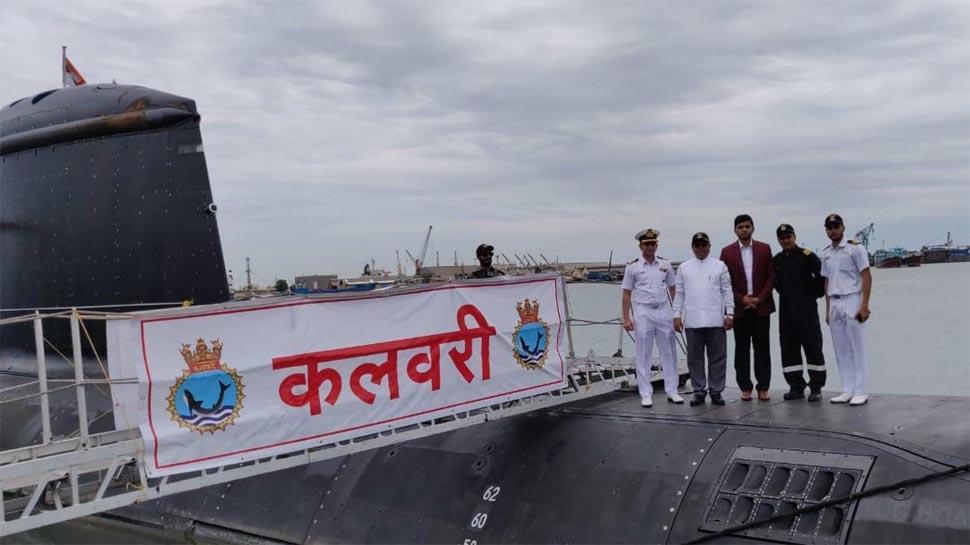 मोदी सरकार का बड़ा फैसला, अब भारत में बनेंगी 6 सबमरीन, नौसेना की बढ़ेगी ताकत