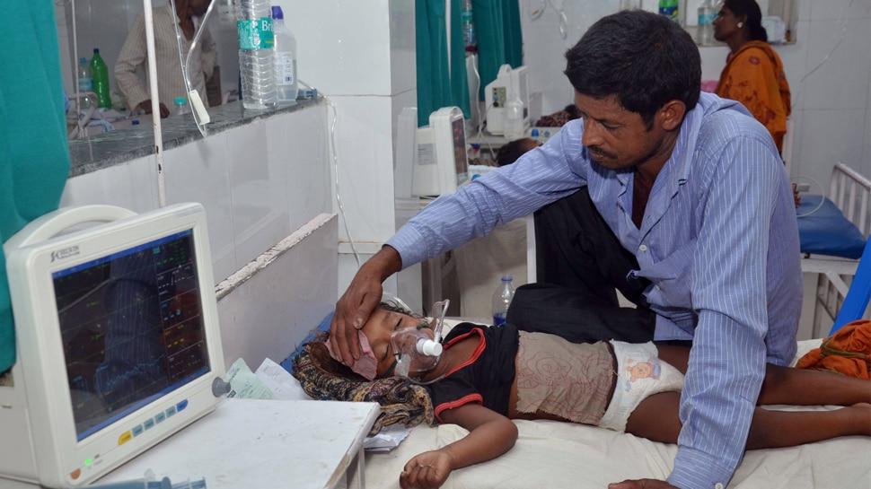 चमकी बुखार : मुजफ्फरपुर के बाहर पैर फैला रहा एईएस, SKMCH पहुंची विशेषज्ञों की टीम