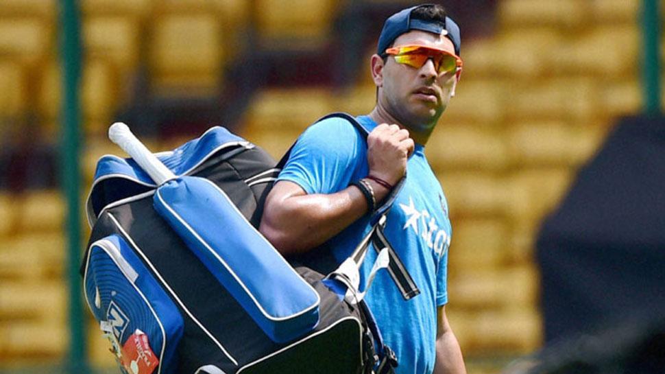 अब विदेशी लीग में चलेगा युवराज सिंह का बल्ला, कनाडा में खेलेंगे T20 लीग