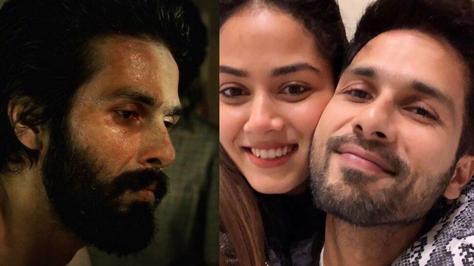 मीरा राजपूत पति शाहिद की फिल्म रिलीज पर हुईं इमोशनल, बोलीं- 'यह तुम्हारा चमकने का...'