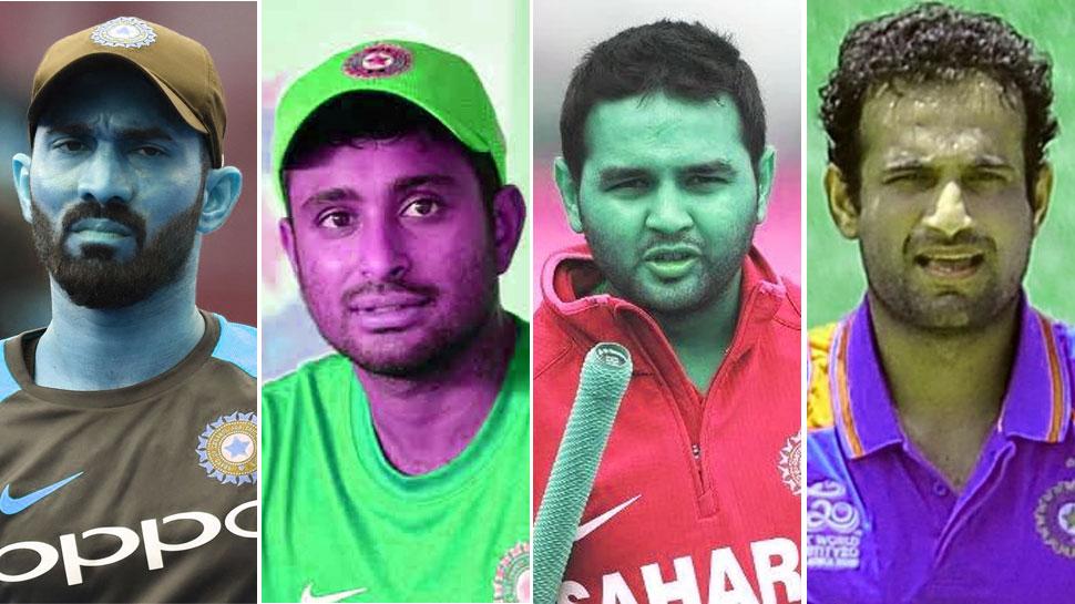 भारत के वो 10 क्रिकेटर, जो ICC World Cup खेलने तो गए, पर कभी खेले नहीं...
