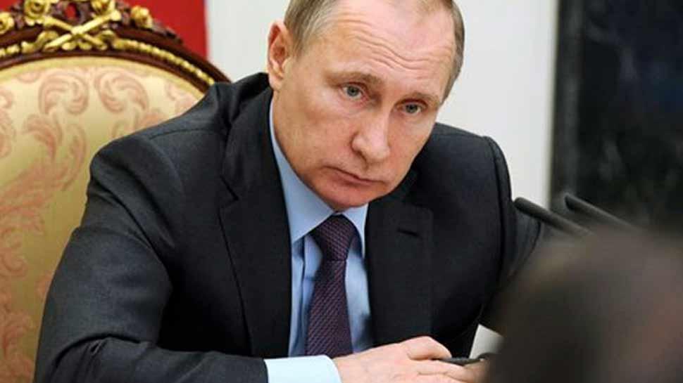 पुतिन ने संकटग्रस्त जॉर्जिया जाने वाली रूसी एयरलाइंस की उड़ानों पर लगाया प्रतिबंध, ये है वजह...
