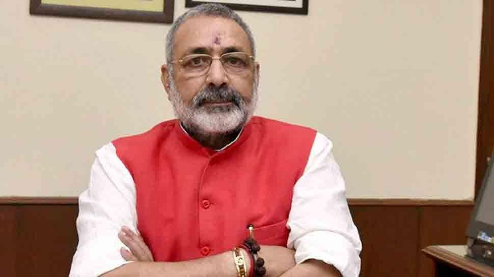तीन तलाक बिल के विरोधियों पर केंद्रीय मंत्री गिरिराज सिंह ने साधा निशाना, कही यह बात