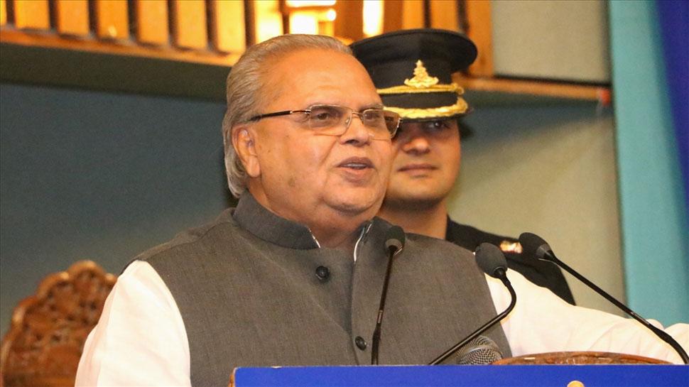 जम्मू कश्मीर के राज्यपाल ने कहा- सरकार के साथ बातचीत करना चाहती है हुर्रियत कांफ्रेंस