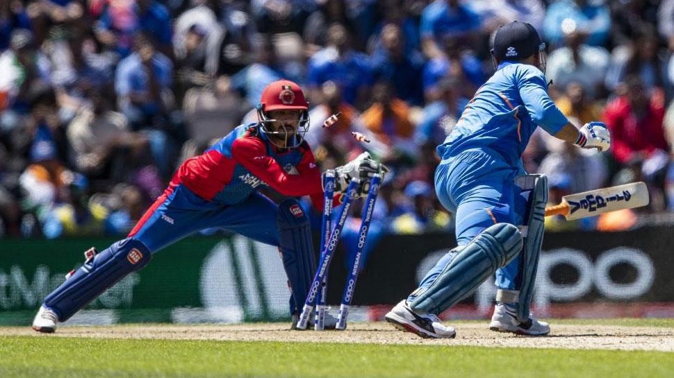 किंग ऑफ स्टंपिंग: अपने वनडे करियर में दूसरी बार स्टम्प आउट हुए एमएस धोनी