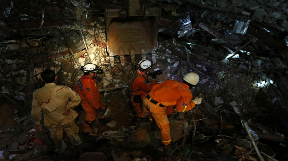 कम्बोडिया में धाराशाही हुई निर्माणाधीन इमारत, 17 लोगों की मौत की पुष्टि
