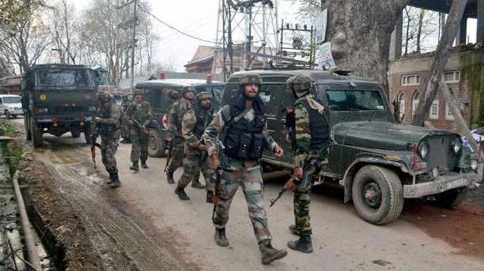 जम्मू-कश्मीर में सेना को मिली बड़ी कामयाबी, मुठभेड़ में चार आतंकवादी ढेर