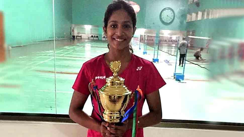 Badminton: 16 साल की गायत्री गोपीचंद का डबल धमाका, सीनियर टूर्नामेंट में जीते 2 खिताब