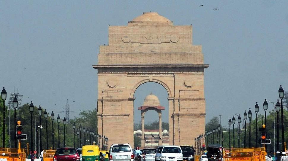 दिल्ली में आज सुबह रहा उमस का असर, आर्द्रता 74 प्रतिशत दर्ज
