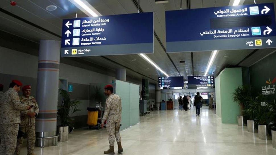 सऊदी के एयरपोर्ट पर यमन के विद्रोहियों ने किया ड्रोन से हमला, 1 व्यक्ति की मौत, कई घायल