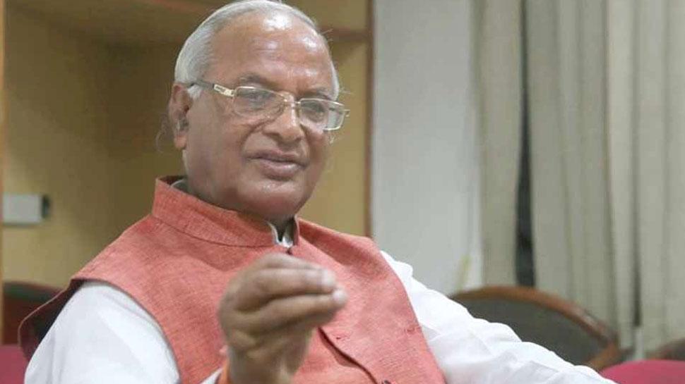 राजस्थान के बीजेपी अध्यक्ष मदनलाल सैनी का निधन, एम्स में ली अंतिम सांस