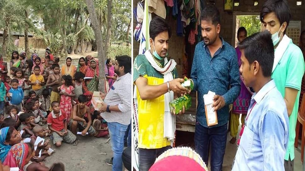 बिहार : चमकी बुखार पीड़ितों के बीच किसी मसीहा से कम नहीं थी इन युवाओं की टोली