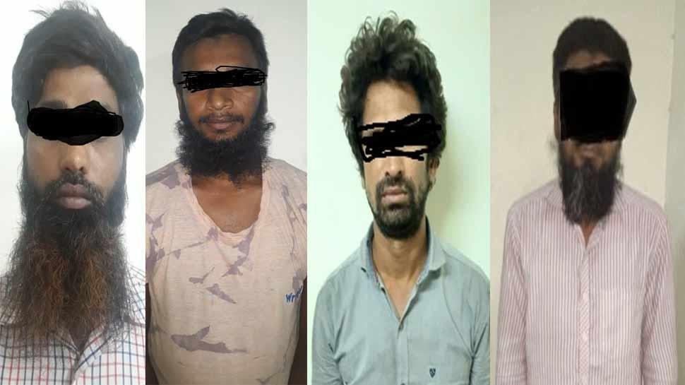 पश्चिम बंगालः इस्लामिक स्टेट के 4 संदिग्ध गिरफ्तार, 3 बांग्लादेशी