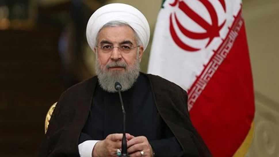 ईरान के राष्ट्रपति रूहानी ने कहा, वार्ता की पेशकश कर 'झूठ' बोल रहा है अमेरिका