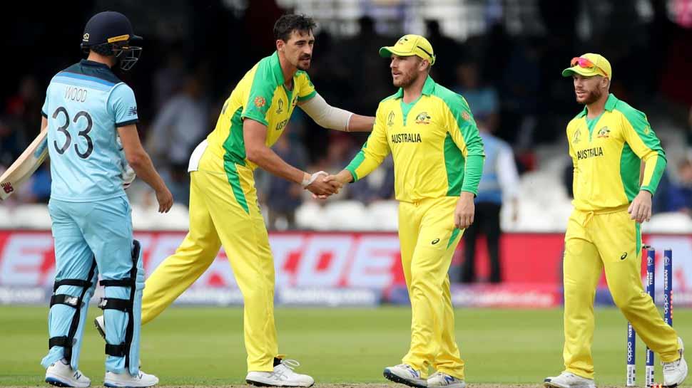 World Cup 2019: मेजबान इंग्लैंड को मुसीबत में डाल सेमीफाइनल में पहुंची ऑस्ट्रेलिया