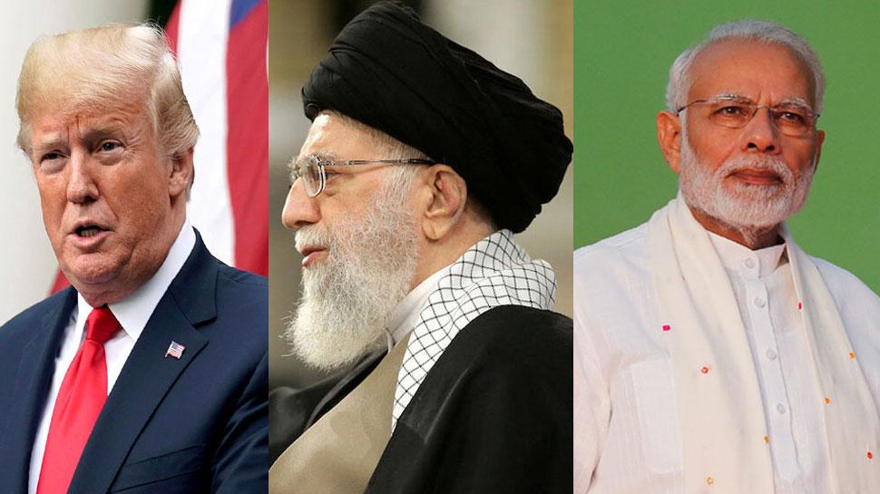US-Iran टेंशन के बीच कांग्रेस का सवाल, क्या ईरान से कच्चे तेल का आयात जारी रहेगा?