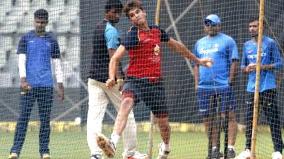 MCC के हेड कोच से गेंदबाजी सीख रहे हैं अर्जुन तेंदुलकर