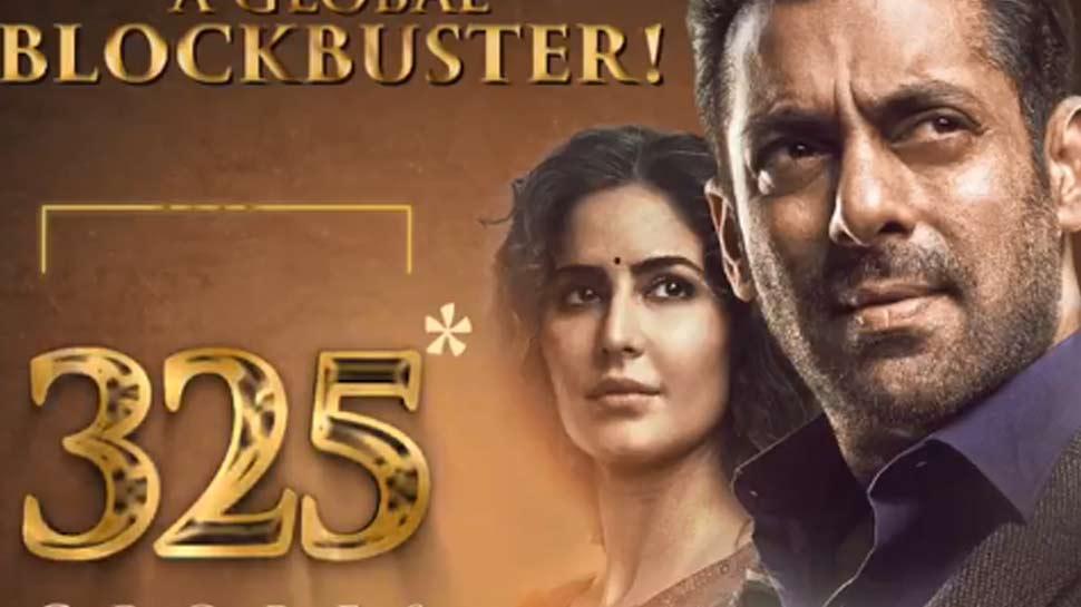 BoxOffice पर सलमान की 'भारत' ने कमाए 325 करोड़, फैंस ने फिल्म को बनाया सुपरहिट